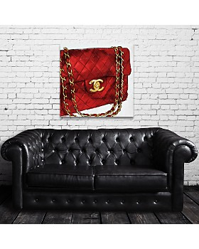 Oliver Gal - Pride and Joy Cherry Wall Art