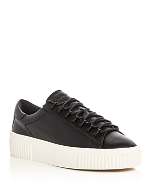 Kendall and Kylie Reese Lace Up Creeper Platform Sneakers