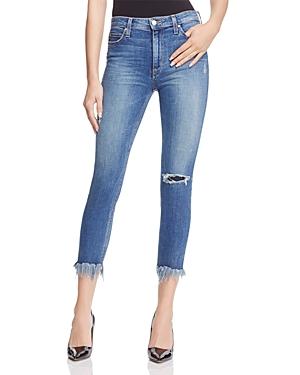 Joe's Jeans The Charlie Crop Jeans in Neelam
