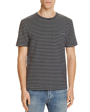Outerknown Pagoda Stripe Tee
