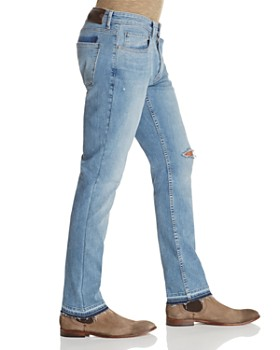 PAIGE - Lennox Skinny Fit Jeans in Lyle - 100% Exclusive