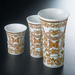 Rosenthal Meets Versace Butterfly Garden 13 Vase