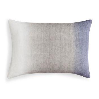 """Vera Wang - Ombré Linen Decorative Pillow, 15"""" x 20"""""""