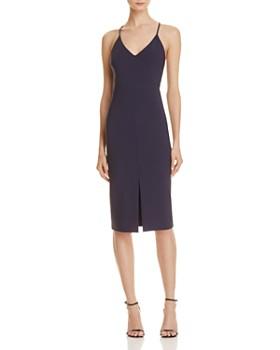 38ca8b6a15fe6 LIKELY - Brooklyn Front-Slit Dress ...