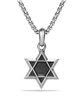 David Yurman - Petrvs Star of David Amulet