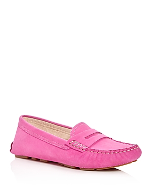 Sam Edelman Filly Suede Penny Loafers