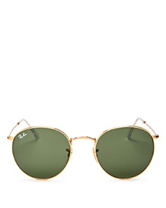 Ray-Ban - Unisex Round Sunglasses, 53mm