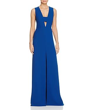 Jill Jill Stuart Cutout Gown