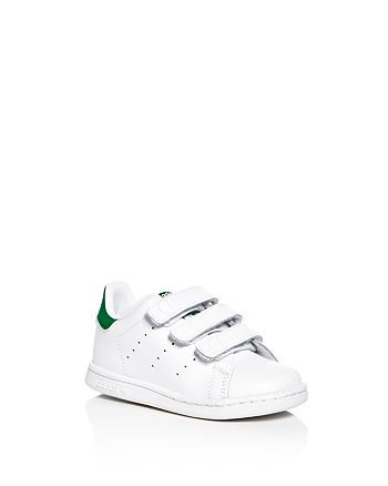 sale retailer 05d55 6dee0 Adidas Unisex Stan Smith Velcro® Strap Sneakers - Walker ...