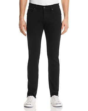 J Brand Mick Frayed Super Slim Fit Jeans in Tycho
