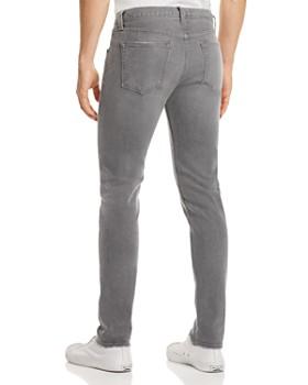 J Brand - Tyler Taper Athletic Fit Jeans in Gray Luna