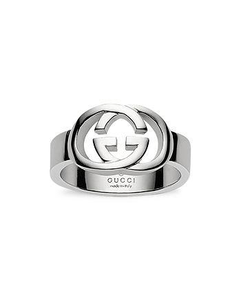 c696d2b59b1 Gucci - Sterling Silver Britt Ring