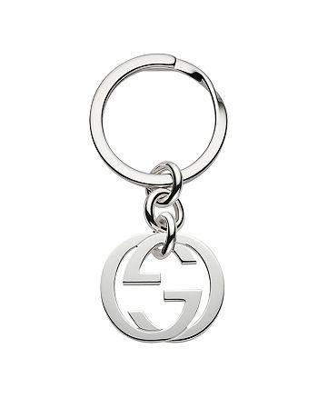 889856bae72 Gucci - Sterling Silver Britt Key Chain