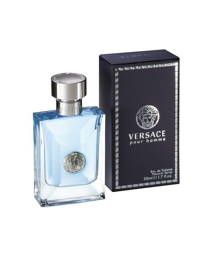 Versace Pour Homme Eau De Toilette Bloomingdale S