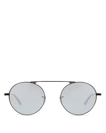GARRETT LEIGHT - Zeno Sunglasses, 48mm