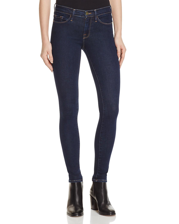 FRAME Le Skinny De Jeanne Jeans in Grove Street   Bloomingdale\'s