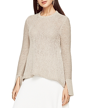 Bcbgmaxazria Aubriana Open Knit Sweater at Bloomingdale's