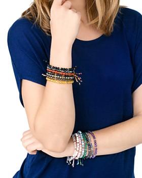Gorjana - Gold-Tone Large Beaded Bracelet