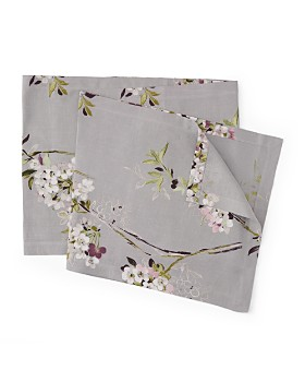 "Mode Living - Positano Linen Table Runner, 16"" x 108"""
