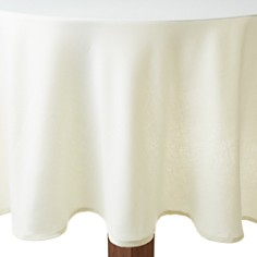 "SFERRA Harrow Tablecloth, 106"" Round - Bloomingdale's Registry_0"