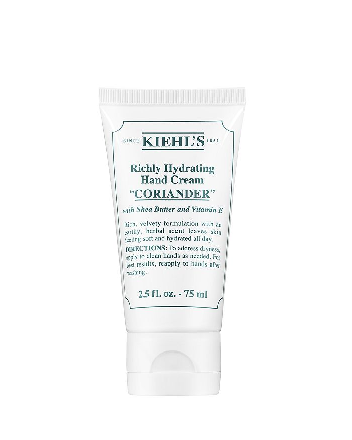 Kiehl's Since 1851 - Richly Hydrating Coriander Hand Cream