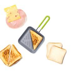 "GreenPan - 5"" Mini Square Toast Pan"