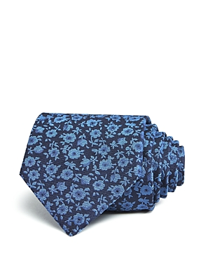 John Varvatos Star Usa All Over Flower Classic Tie
