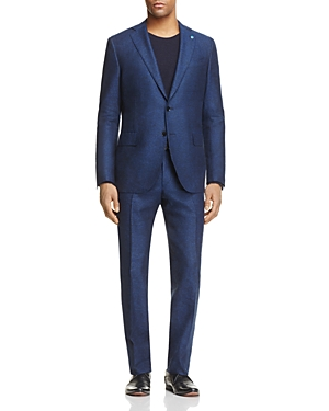 Eidos Summer Donegal Slim Fit Suit