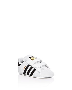 Adidas - Unisex Superstar Low Top Crib Sneakers - Baby, Walker