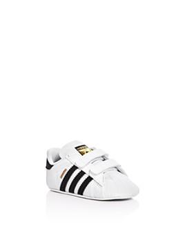 Adidas - Unisex Superstar Crib Low-Top Sneakers - Baby, Walker