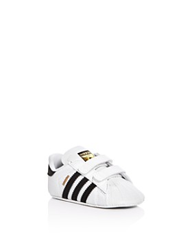 Adidas - Unisex Superstar Crib Low-Top Sneakers - Baby, Walker