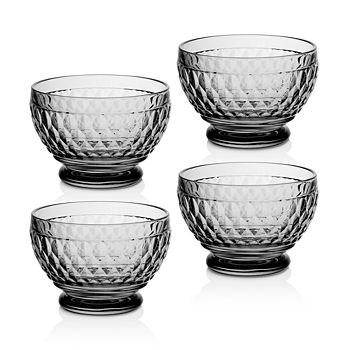 Villeroy & Boch - Boston Smoke Individual Bowl, Set of 4