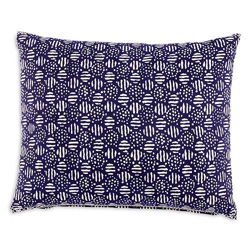 "JR by John Robshaw - Kimikosa Decorative Pillow, 18"" x 22"""