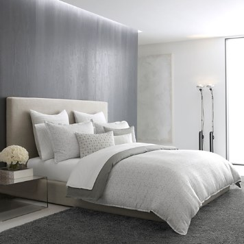 $Vera Wang Mirrored Square Bedding Collection - Bloomingdale's