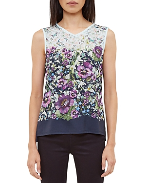Ted Baker Enchantment Sleeveless Top