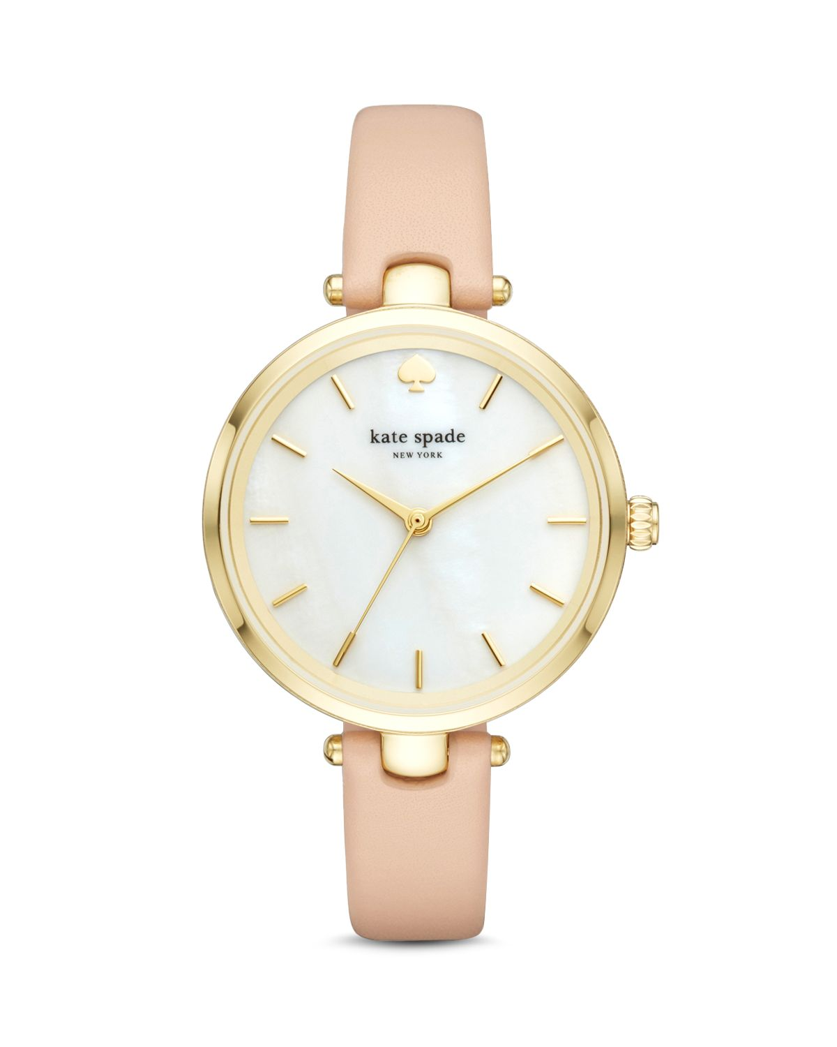 Leather Holland Watch, 34mm by Kate Spade New York