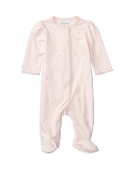 Ralph Lauren - Girls' Scallop Trim Footie - Baby