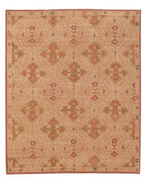 Tufenkian Artisan Carpets Arts & Crafts Collection - Samkara Area Rug, 10' x 14'