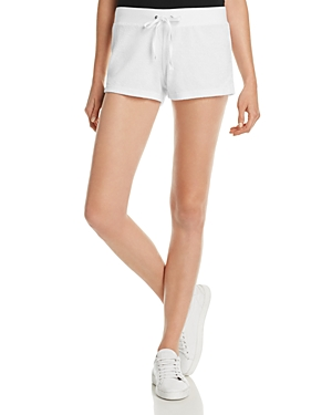Juicy Couture Black Label Microterry Shorts - 100% Exclusive