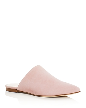 Aska Lee Pointed Toe Mules