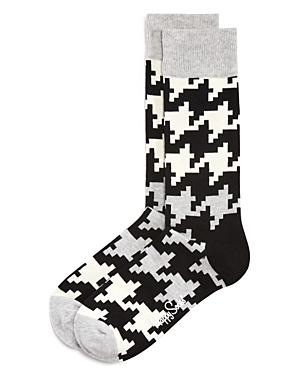 Happy Socks Men's Houndstooth Socks