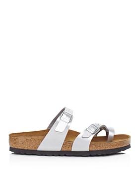 Birkenstock - Women's Mayari Buckled Slide Sandals