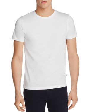Boss Tessler Basic White Tee