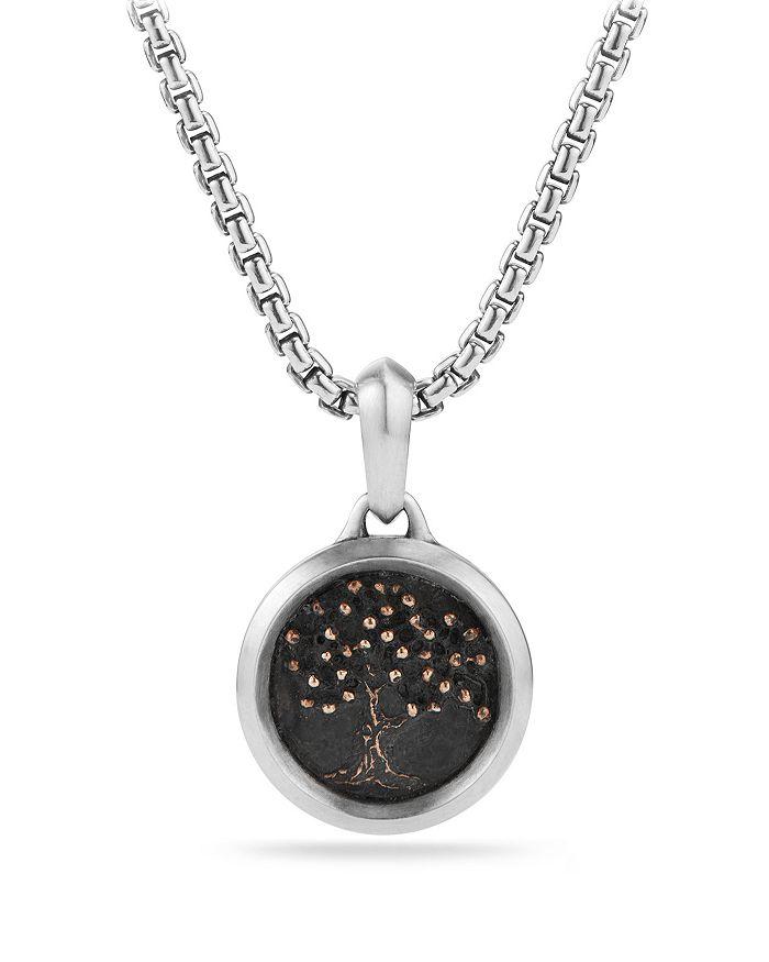 David Yurman - Tree of Life Amulet
