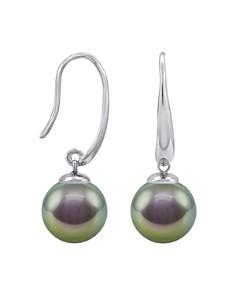 Majorica Simulated Pearl Drop Earrings - Bloomingdale's_0