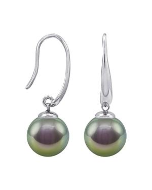 Majorica Simulated Pearl Drop Earrings