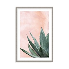 Art Addiction Inc. Succulent Silhouette Wall Art - 100% Exclusive - Bloomingdale's Registry_0