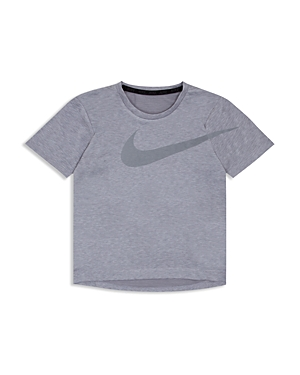 Nike Boys' Dri-fit Logo Tee - Little Kid