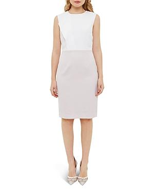 Ted Baker Color-Block Sheath Dress