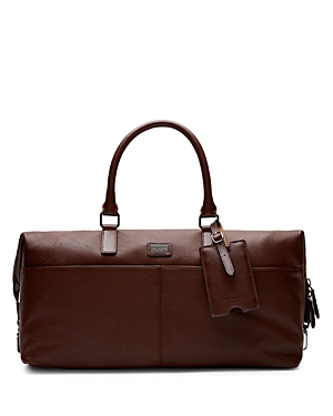 Ted Baker Tiger Leather Holdall